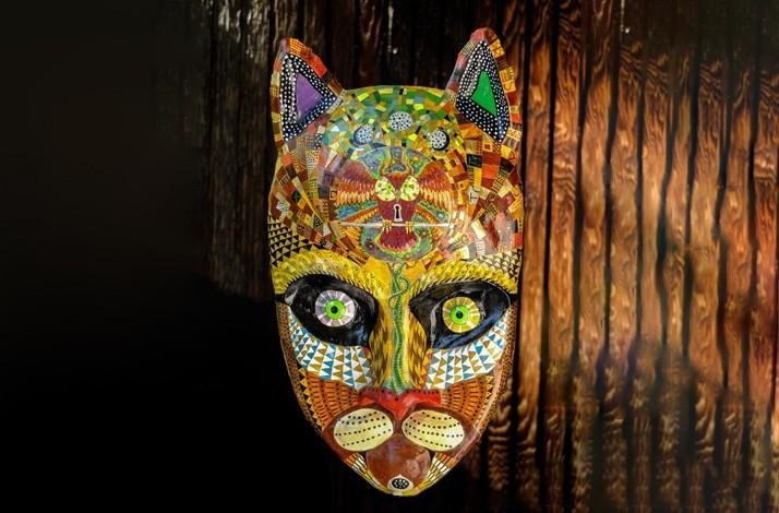 Art Party: Introduce Your Guests to a 3000 Year Old Tradition in a Hands-on Mask-Making Workshop: In Newark, California (1)