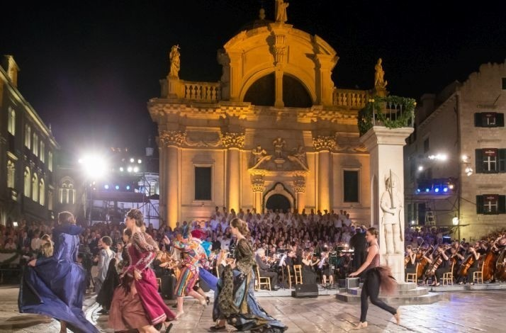 Celebrate the opening of the 70th Dubrovnik Summer Festival: In Dubrovnik, Croatia (1)