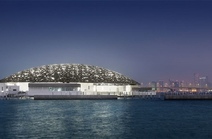 Explore Abu Dhabi's cultural side in the company of a local expert: In Abu Dhabi, United Arab Emirates (1)