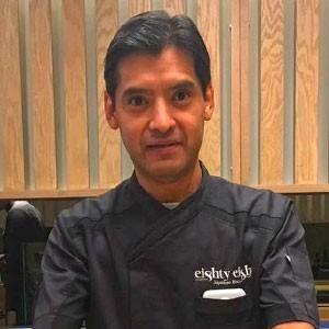 Chef Zenon Zazquez