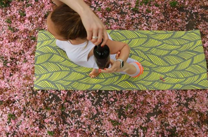 Rosé All Day - Yoga and Picnic in Central Park: In New York, New York (1)