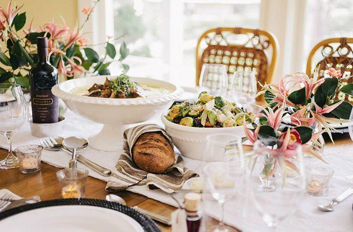 A Winter Citrus-Inspired Dinner Prepared by a Camino Alum: In Concord, California