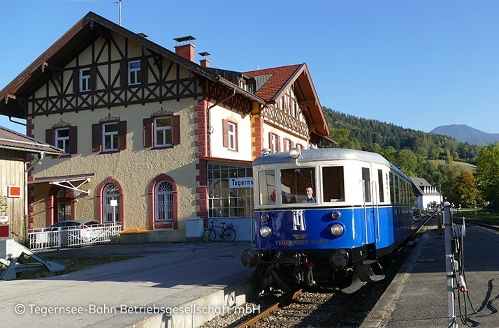 Experience Munich's surrounding nature on an all-day guided tour: In Gmund am Tegernsee, Germany (1)