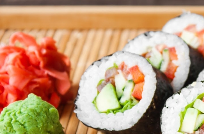 Hands-on Sushi Rolling Class in Your Home with a Professional Chef: In Downers Grove, Illinois (1)