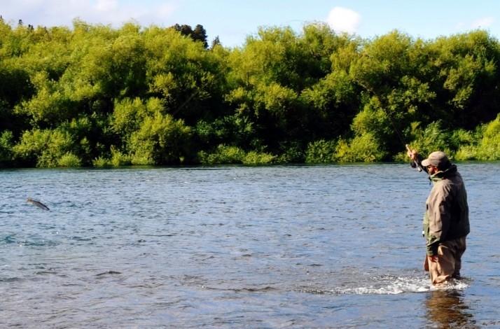 Addicted to Fishing: In Esquel, Argentina (1)