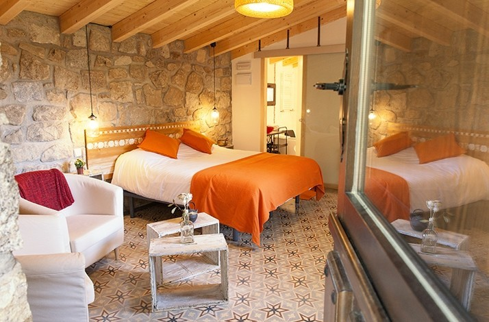 Unwind at a rustic Spanish villa and dine under the stars: In Madrid, Spain (1)