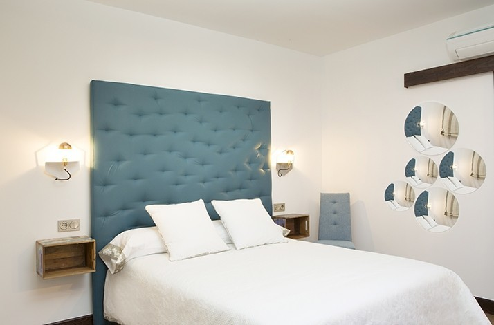 Relish a two-night stay for two at Hotel Hierba Luisa in Alarcón: In Cuenca, Spain (1)