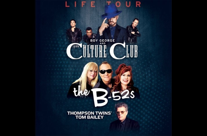 B 52s 2018 Anniversary Tour Vip Tickets With Exclusive Meet And Greet