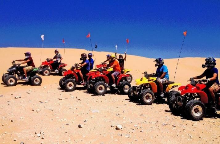 Private ATV Tour at Nellis Dunes: In Las Vegas, Nevada (1)