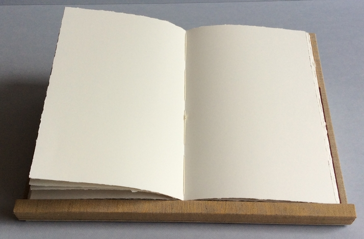 Create Your Own Blank Notebook by Hand: In San Francisco, California (1)