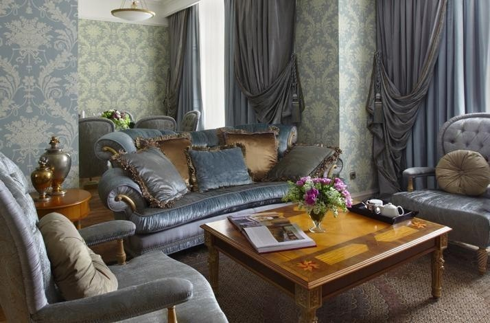 Stay and dine in one of Moscow's iconic Seven Sisters: In Moscow, Russia (1)