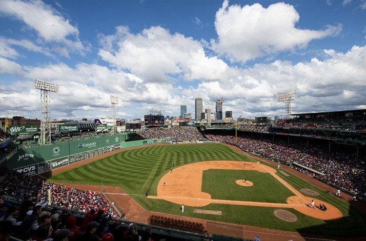 Throw the First Pitch at a Boston Red Sox Game, Plus 'Green Monster' Seats, Field Passes & More: In Boston, Massachusetts (1)