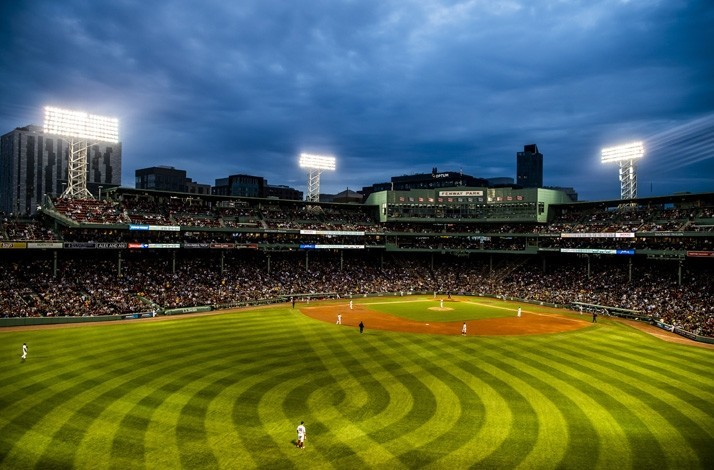 Throw the First Pitch at a Boston Red Sox Game, Plus 'Green Monster