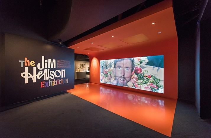 Perform with puppets at The Museum of the Moving Image: In New York, New York (1)