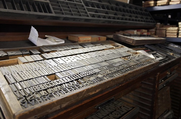 Experience New York City's Largest Letterpress Studio with a Private Tour and Hands-on Demonstration: In Brooklyn, New York (1)
