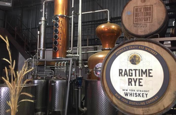 Private Whiskey Blending & Tasting at New York Distilling Co. Led by Master Distiller: In Brooklyn, New York (1)