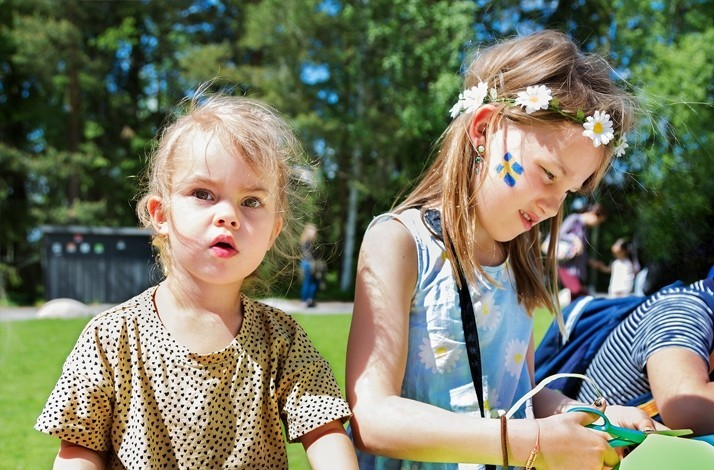 Make fun family memories at Skansen with free entry for kids: In Stockholm, Sweden (1)