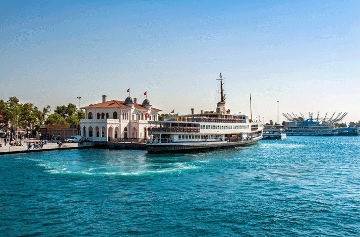 Take a culinary tour of Istanbul's coolest neighborhood: In Istanbul, Turkey (1)