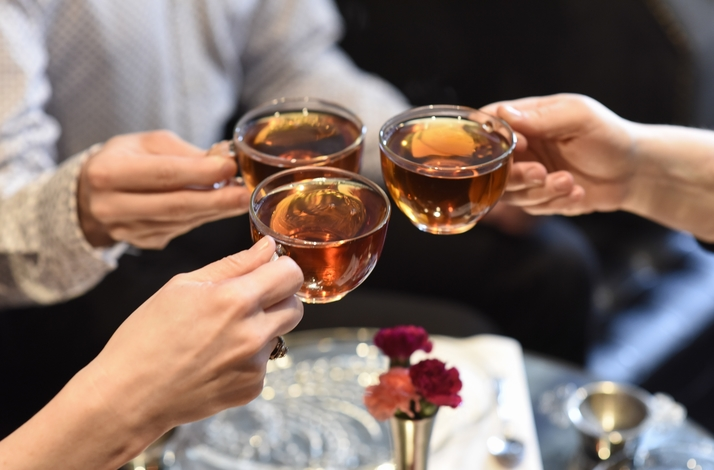Afternoon Tea with a Guided Tasting by an Indian Tea Expert: In New York, New York (1)