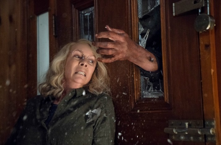 Meet jamie lee curtis with 4 tickets to the halloween film meet jamie lee curtis with 4 tickets to the halloween film premiere in los angeles in los angeles california m4hsunfo
