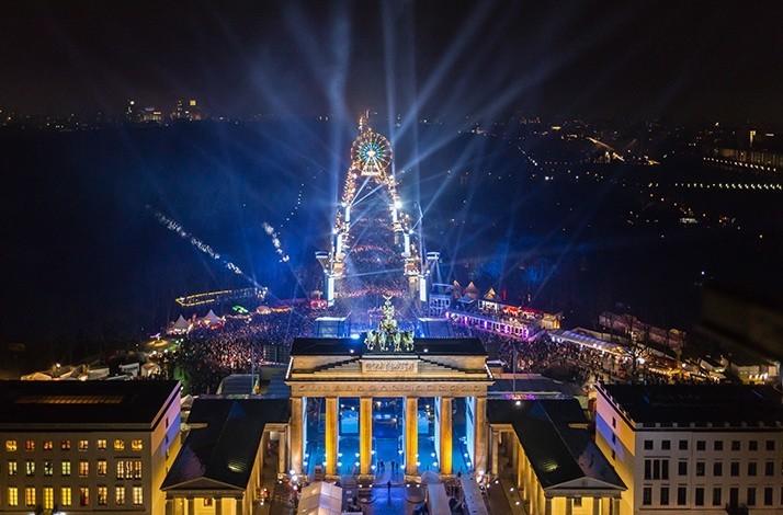 Ring in 2019 in style at the Brandenburger Gate: In Berlin, Germany (1)