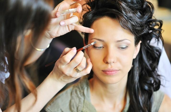 Ready, Set, Fête: Book a Private Makeup and Hair Session with a Celebrity Makeup Artist: In New York, New York (1)