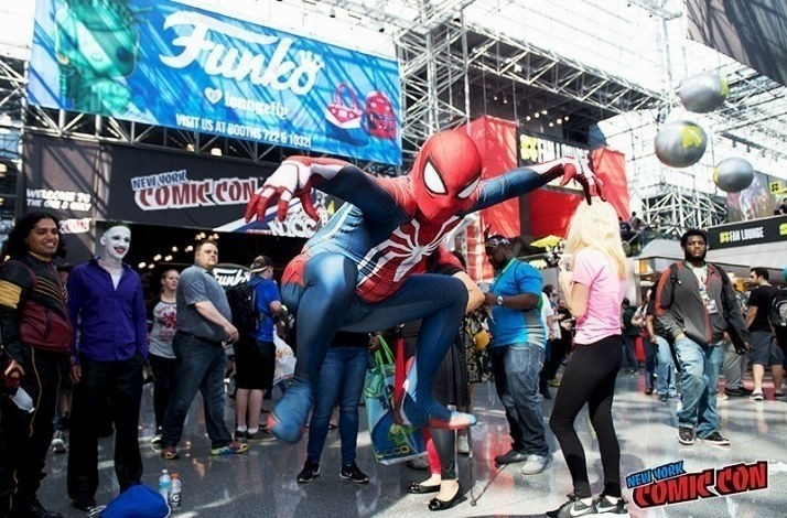 Go to Comic Con in New York! | Getaway for 2 with Flight, Hotel and After-Party: In New York, New York (1)