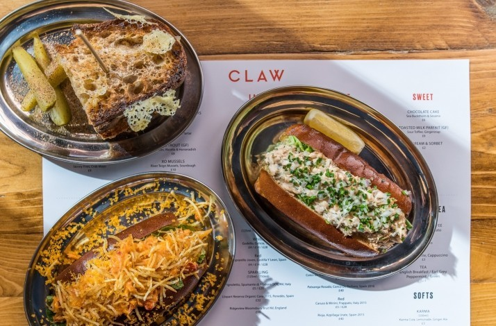 Take a culinary masterclass on preparing crabs at CLAW Carnaby: In London, United Kingdom (1)
