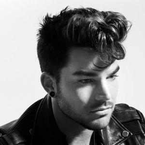 Responsive image Adam Lambert