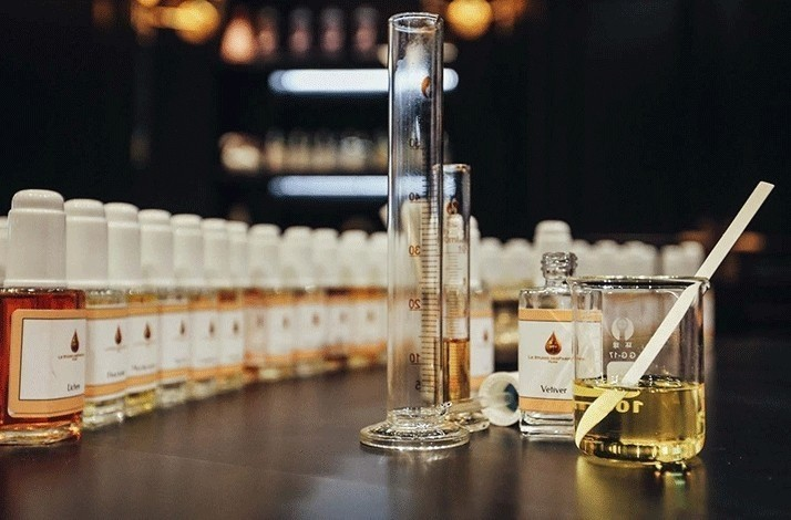 Create your own custom perfume with the help of a perfumer: In Paris, France (1)