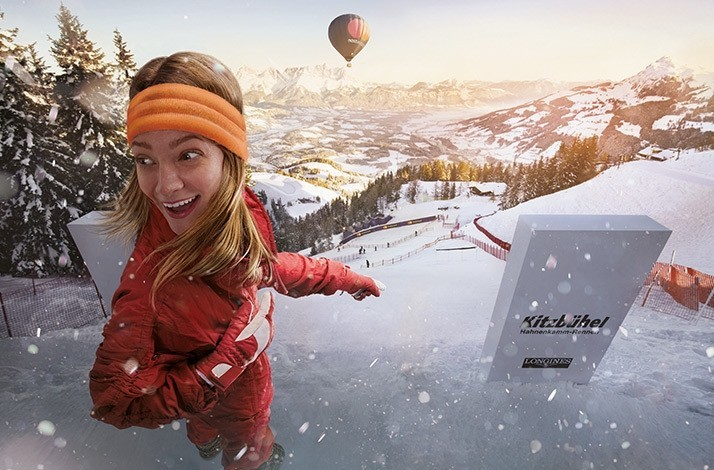 Watch the Hahnenkamm Races from lounge seats and meet a ski legend: In Kitzbuhel, Austria (1)