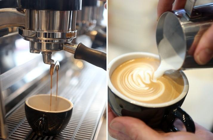 An Education in Espresso with the Coffee Director at Jane Cafe: In San Francisco, California (1)
