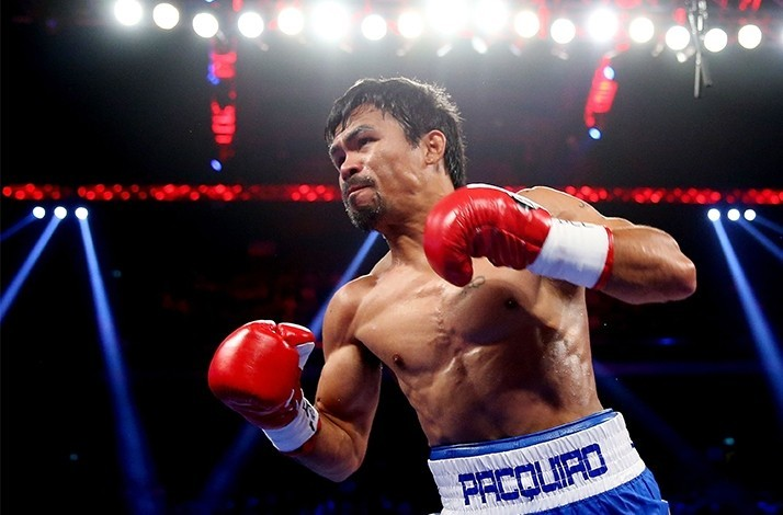 Vegas Fight Night: Join Manny Pacquiao's Entourage: In Las Vegas, Nevada (1)