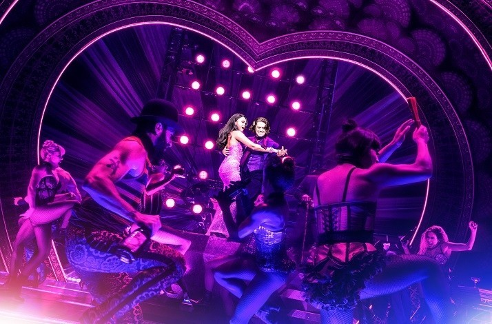 Enjoy the magic of Moulin Rouge! The Musical from premium seats: In New York, New York (1)