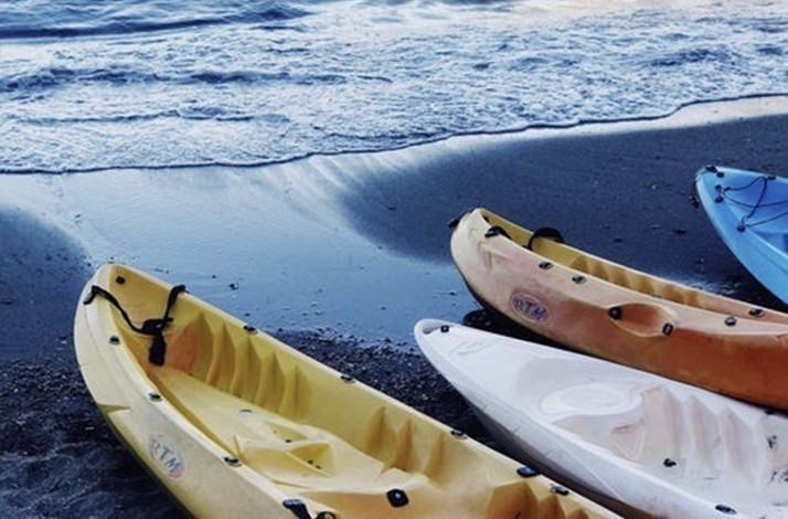 Go kayaking along the picturesque Table Bay coastline: In Cape Town, South Africa (1)