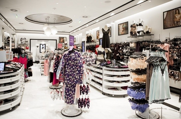 Shop for discounted luxury lingerie at Boux Avenue in Prague: In Prague, Czech Republic (1)