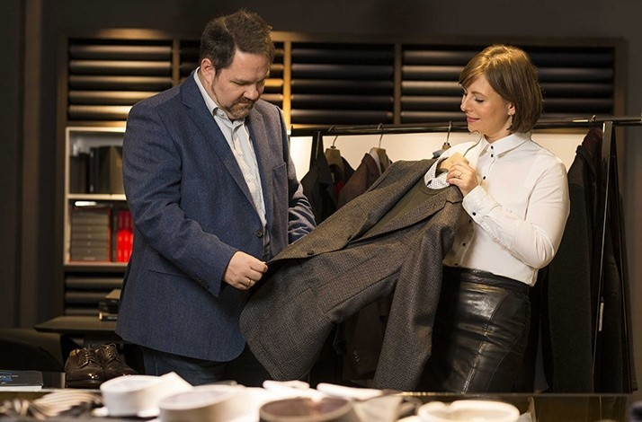 Go behind the scenes of German fashion: In Munich, Germany (1)