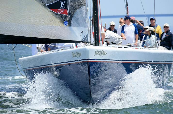 Sail with Dennis Conner on His Pristine America's Cup Yacht in San Diego: In San Diego, California (1)