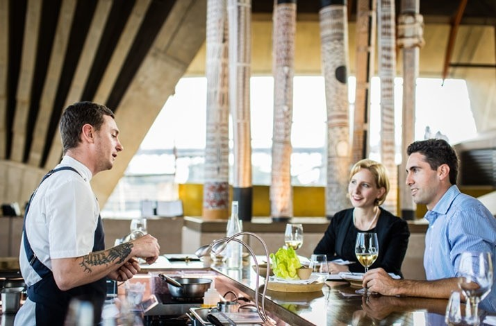 Discover the secrets behind Bennelong's signature dishes: In Sydney, Australia (1)