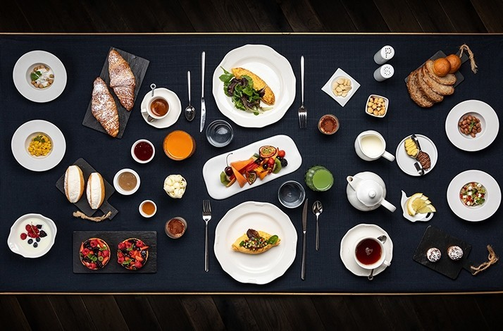 Savour a Michelin-starred breakfast at The H'All or All'Oro: In Rome, Italy (1)