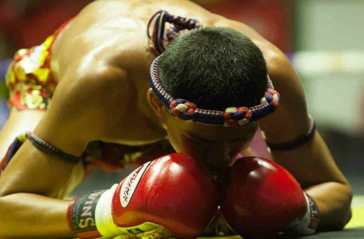 Take a Muay Thai masterclass and grab ringside seats for a bout: In Bangkok, Thailand (1)