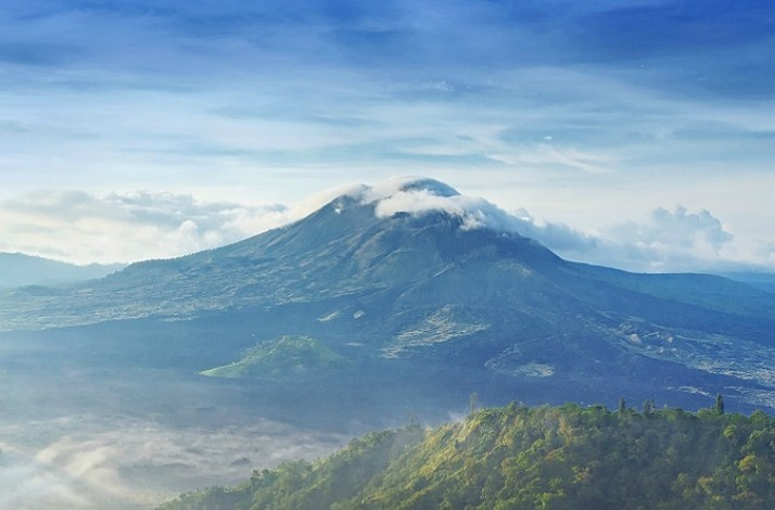 Explore the volcanic landscapes of Batur Geopark: In Bali