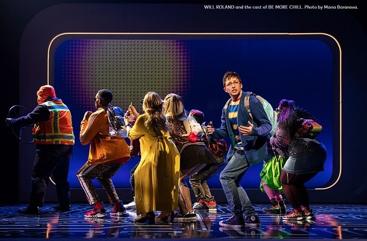 Discover the magic of BE MORE CHILL The Musical on Broadway: In New York, New York (1)