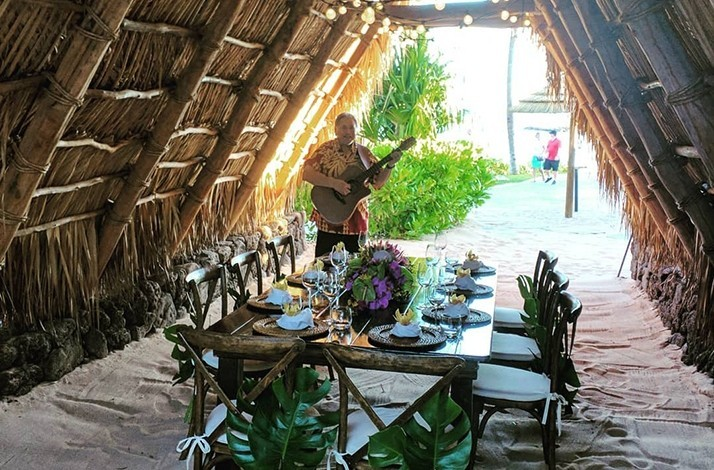 Dine under the sky and on the beach at Mina's Fish House: In Kapolei, Hawaii (1)