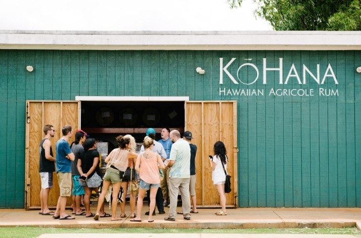Journey from grass to glass with Kō Hana Distillers: In Honolulu County, Hawaii (1)