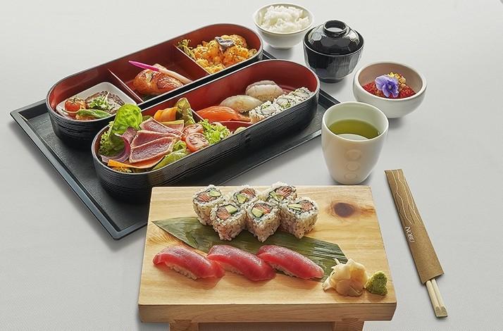 Take an immersive sushi class at NOBU InterContinental Hong Kong: In Hong Kong Island, Hong Kong (1)