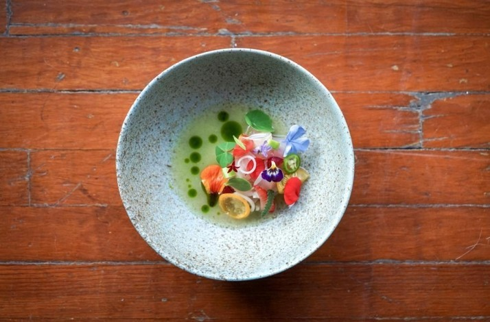 Tasting Menu Inspired by Local and Seasonal Produce: In Mexico City, Mexico (1)