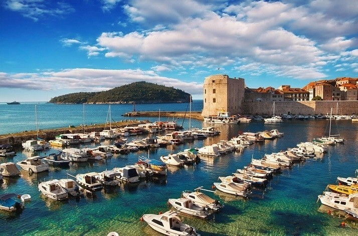 Discover the sights and flavours of Dubrovnik's Old Town: In Dubrovnik, Croatia (1)