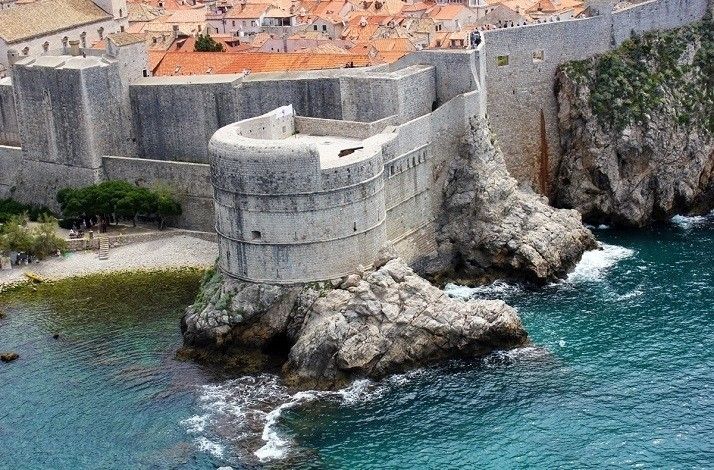 Embark on a journey through the city of the Iron Throne: In Dubrovnik, Croatia (1)