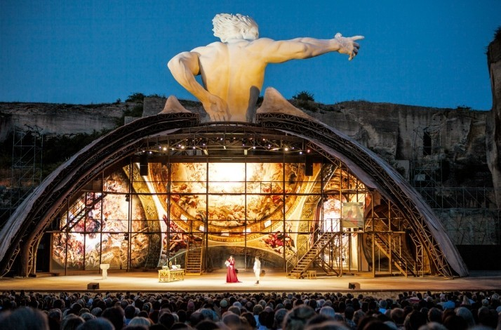 Immerse yourself in the opera with The Magic Flute at St. Margarethen Quarry: In Sankt Margarethen im Burgenland, Austria (1)